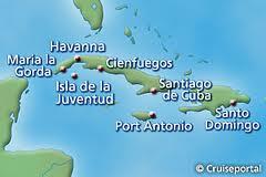 Jamaika Haritası