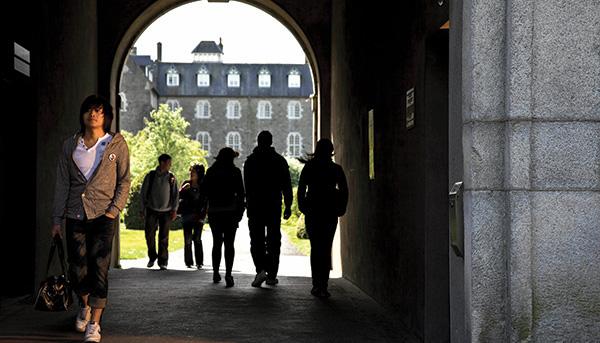 İrlanda'da Üniversite