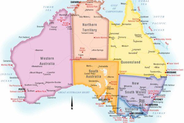Avustralya Dil Okulları Listesi