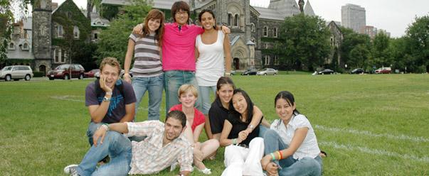 Kanada'da Üniversite Egitimi
