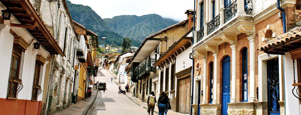 Kolombiya Dil Okulları