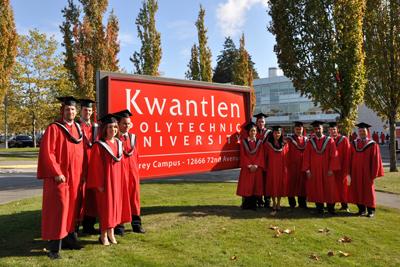 Kwantlen Politeknik Üniversitesi