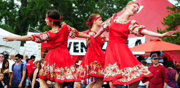 Kanada' da Kültürel Faaliyetler