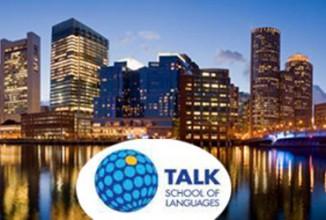 Talk School of Languages Amerika