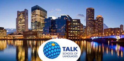 Talk School of Languages Amerika