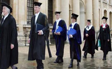 İngiltere' de Doktora Programları