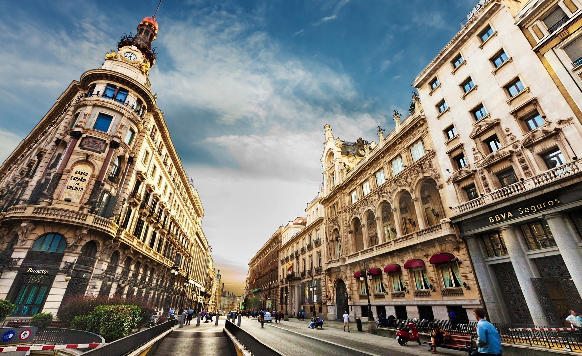 İspanya'da Yüksek Lisans