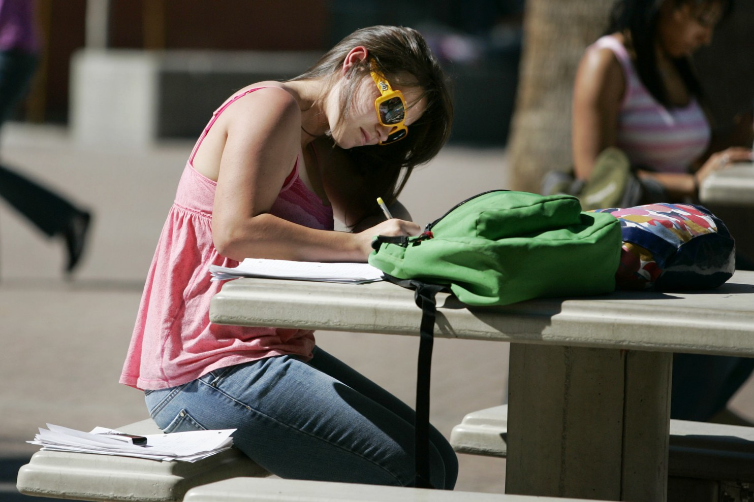 Amerika' da Work & Study Programı