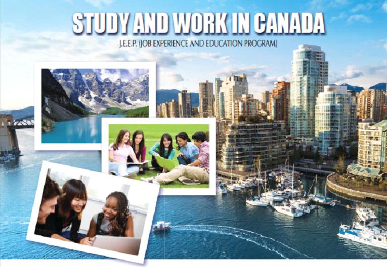 Kanada Work and Study