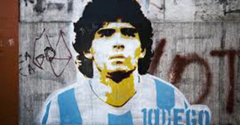 Maradona' Ya Abd Vizesi Yok!