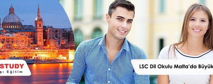 LSC Dil Okulu Malta'da Büyük İndirim