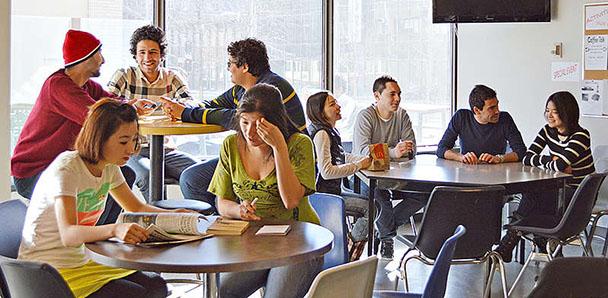 Sprachcaffe GEOS Language Academy Calgary