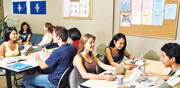 Sprachcaffe GEOS Dil Okulu Kanada