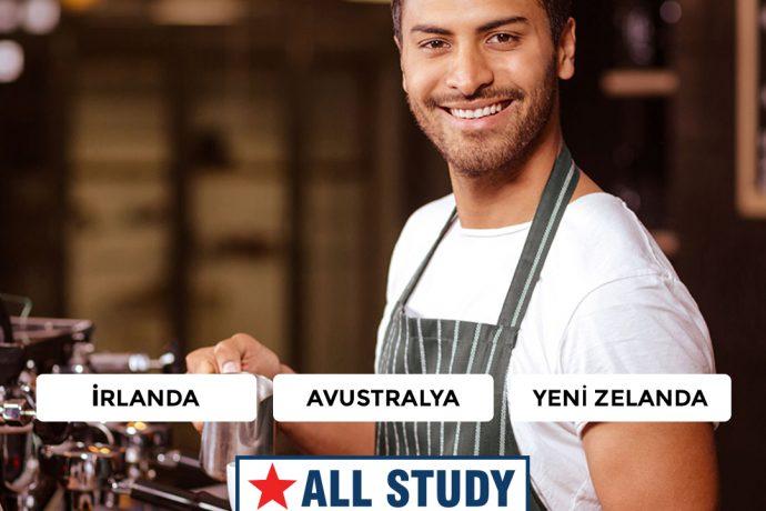 Yurtdışında İngilizce dil okuluna giderken çalışabileceğiniz ülkeler